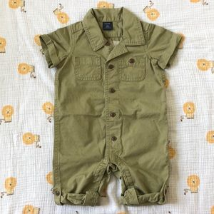 Baby Gap Boys Fly Away Jumpsuit